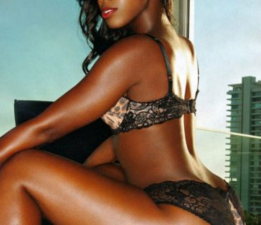 Bria Myles Covers The Winter Issue Of KING Magazine