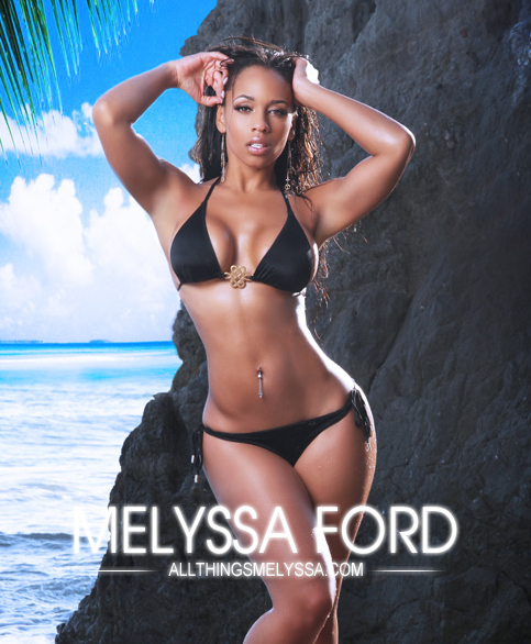 Not Your Average Model: Melyssa Ford
