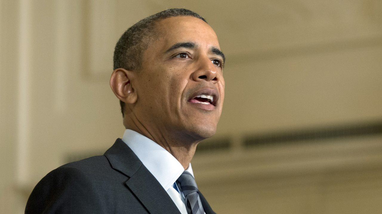 "President Obama On Michael Brown: ""The Death is Heartbreaking"""