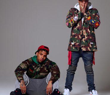 "New Music: Chris Brown & Tyga Feat. Schoolboy Q – ""Bitches N Marijuana"""