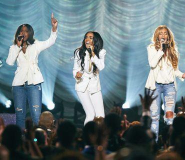 Destiny's Child Reunites at Stellar Awards [VIDEO]