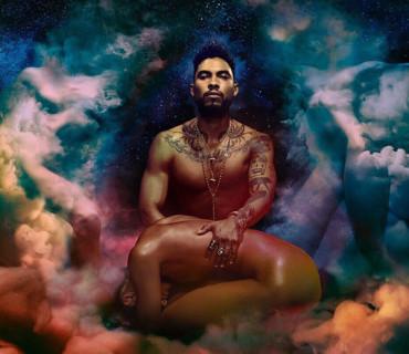 "Miguel Reveals ""Wildheart"" Album Cover [VIDEO]"