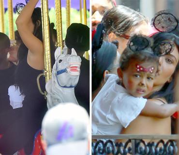 Photos: North West Celebrates Her 2nd Birthday at Disneyland