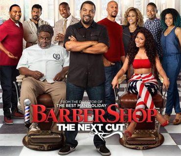 "Movie Trailer: Nicki Minaj, Ice Cube & Tyga Star in ""Barbershop: The Next Cut"""