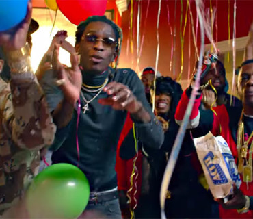 """Young Thug Feat. Quavo & Boosie Badazz – """"F Cancer"""" [NEW VIDEO]"""