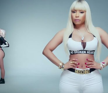 "Bebe Rexha Feat. Nicki Minaj – ""No Broken Hearts"" [NEW VIDEO]"