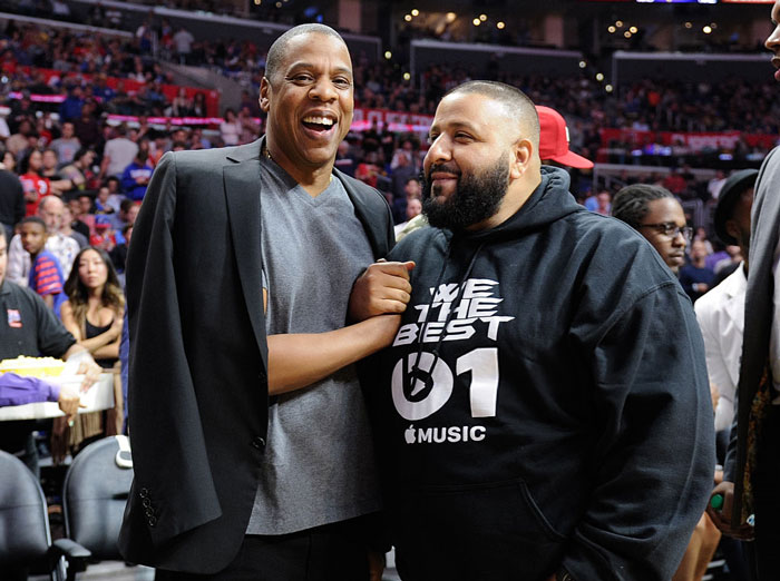 DJ Khaled Signs a Management Deal With Jay Z & Roc Nation [VIDEO]