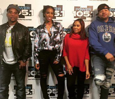 Kelly Rowland Talks New Docu-Series on BET, New Music & Beyoncé [VIDEO]