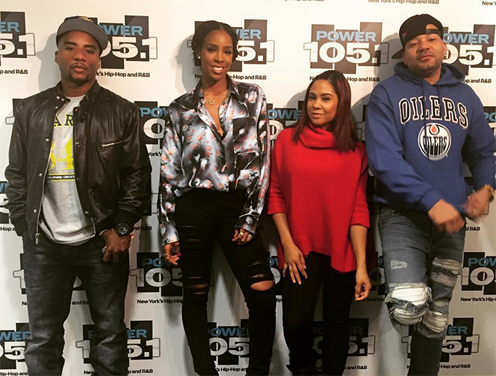 Kelly Rowland Talks New Docu-Series on BET, New Music & Beyoncé [VIDEO]