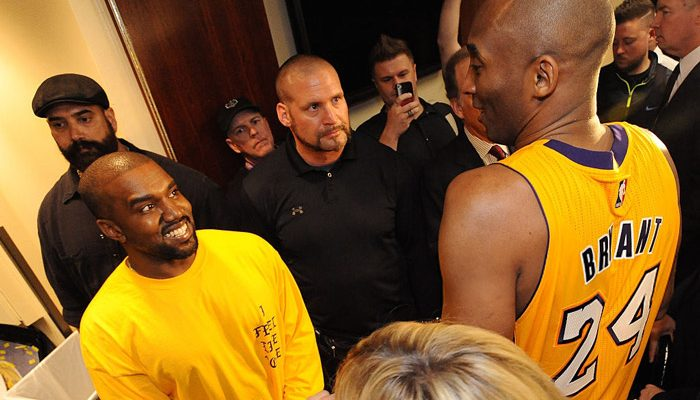 Photos: Jay Z, Kanye West & Kendrick Lamar Attend Kobe Bryant's Final Game