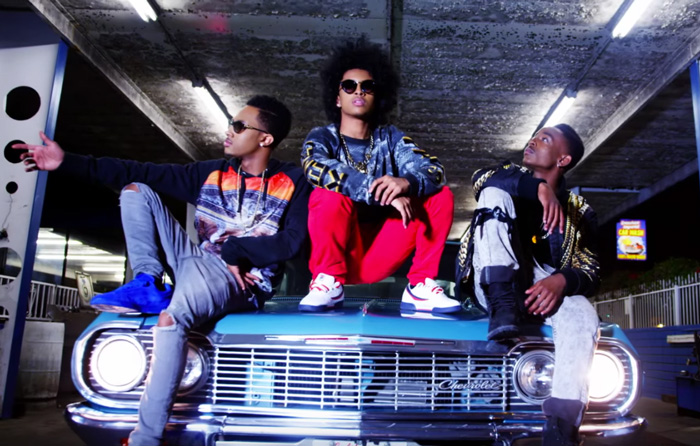 """Mindless Behavior – """"#IWantDat"""" [NEW VIDEO]"""