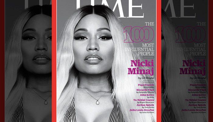 Nicki Minaj & Kendrick Lamar Named TIME's 100 Most Influential People