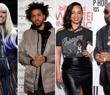 Nicki Minaj, J. Cole, Alicia Keys & Rick Ross Meet With President Obama [VIDEO]