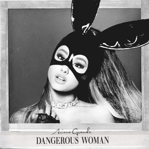 "Album Stream: Ariana Grande – ""Dangerous Woman"""