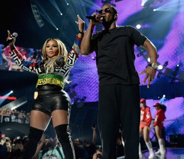 "Puff Daddy Announces The ""Bad Boy Family Reunion Tour"""