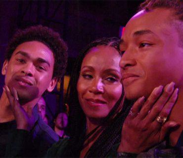 Jaden & Willow Smith Honor Jada Pinkett Smith For Mother's Day [VIDEO]