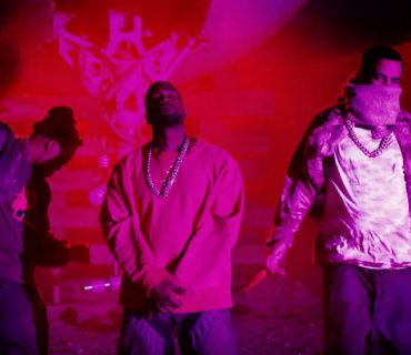 "French Montana Feat. Kanye West & Nas – ""Figure it Out"""