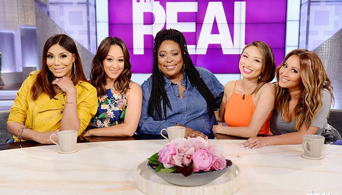 """Tamar Braxton Removed From """"The Real"""""""