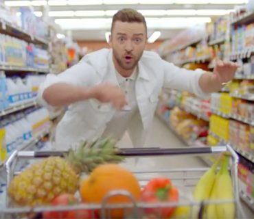 """Justin Timberlake – """"CAN'T STOP THE FEELING!"""" [NEW VIDEO]"""