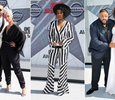 Photos: 2016 BET Awards Red Carpet Arrivals