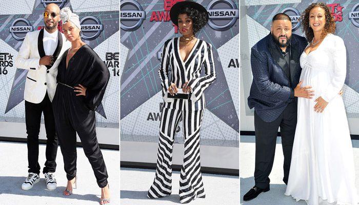 Photos: 2016 BET Awards Red Carpet Arrivals