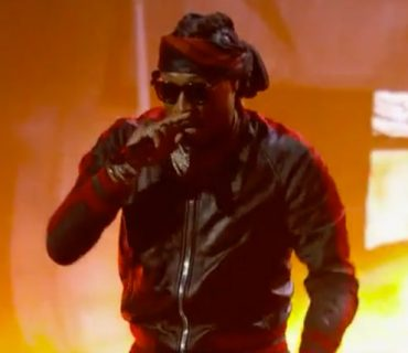 """Future Performs """"Wicked"""" at the 2016 BET Awards [VIDEO]"""