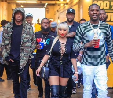 DJ Khaled Brings Out Meek Mill The Formation Tour [VIDEO]