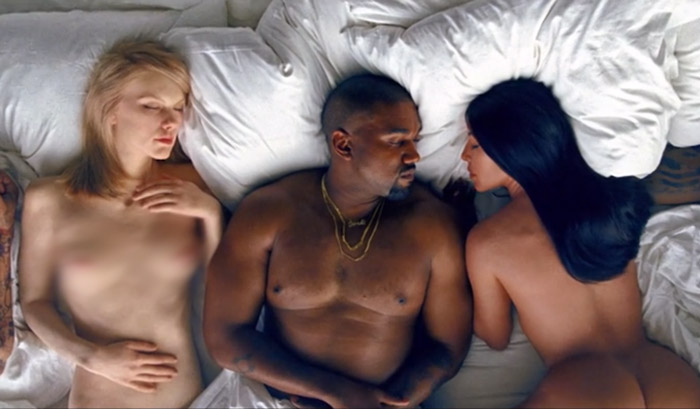 """Kanye West – """"Famous"""" [NEW VIDEO]"""