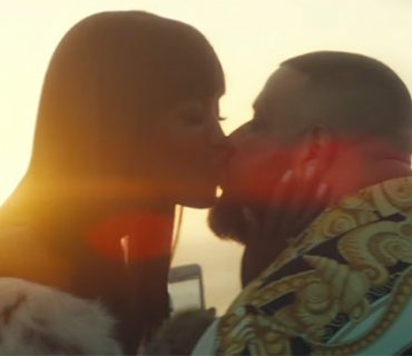 Naomi Campbell & DJ Khaled Kiss in New Apple Music Commercial [VIDEO]