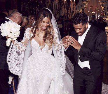 Photos: Ciara & Russell Wilson Officially Married