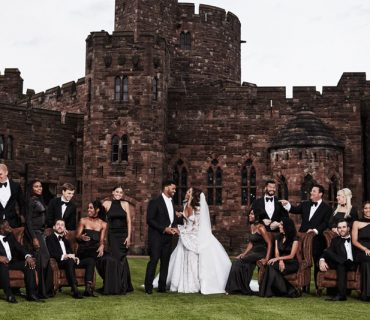Photos: Ciara & Russell Wilson Share Their Wedding Photos