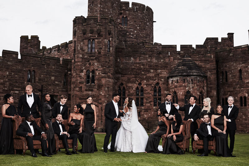 Photos: Ciara & Russell Wilson Share Their Wedding Photos