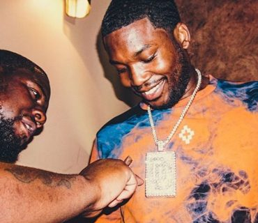 Photos: Meek Mill Shows His $540,000 Dream Chasers Chain [VIDEO]
