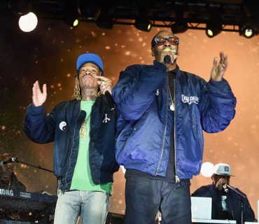 42 Injured After Railing Collapse at Snoop Dogg & Wiz Khalifa's Concert [VIDEO]