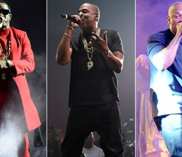 Jay Z, Diddy and Dr. Dre Top Forbes' Hip Hop Cash Kings [VIDEO]