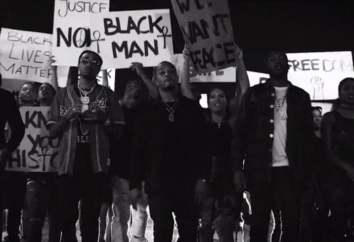 """T.I. Feat. Meek Mill, Quavo and Rara – """"Black Man"""" [NEW VIDEO]"""