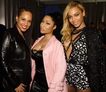 Beyoncé, Nicki Minaj & Alicia Keys Set to Headline TIDAL X: 1015 Benefit Concert