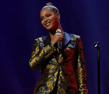 Beyoncé Gives a Speech at Tidal X: 1015 Concert Encouraging Everyone to Vote [VIDEO]
