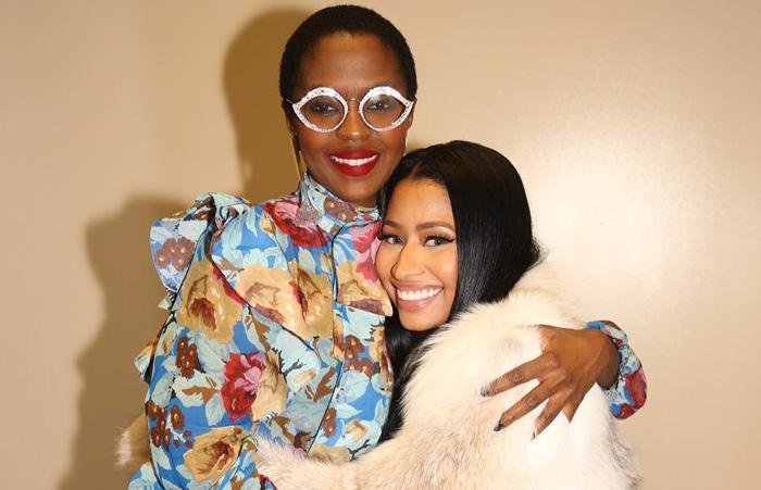 "Nicki Minaj Praises Lauryn Hill & Twerks to ""Trap Queen"" at Tidal X: 1015 [VIDEO]"