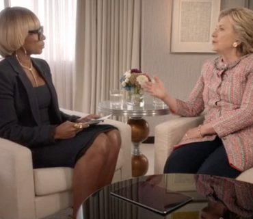 Mary J. Blige Interviews Hillary Clinton About Raace, Police Brutality & More [VIDEO]