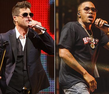 "New Music: Robin Thicke Feat. Nas – ""Deep"""