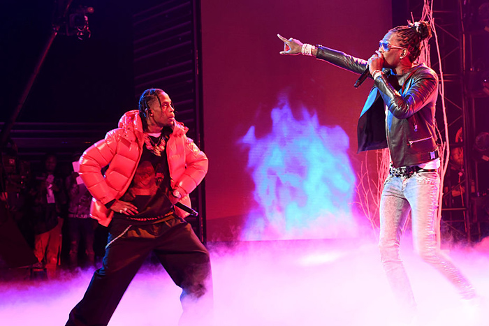 Gucci Mane, Travis Scott and Young Thug Open the 2016 BET Hip Hop Awards [VIDEO]