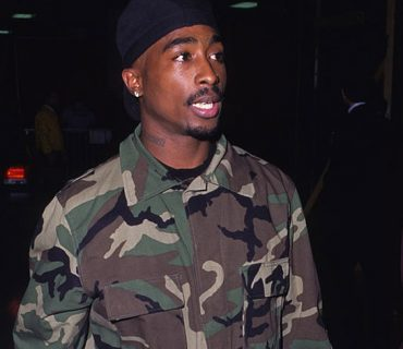 Rare Tupac Shakur Memorabilia Up For Auction