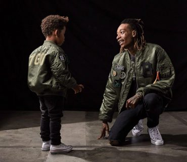 Photos: Wiz Khalifa Announces Bash Clothing Line Inspired By His Son