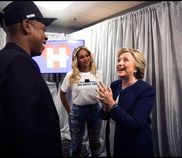 Live Stream: Jay Z, Beyoncé &  J. Cole Perform For Hillary Clinton [VIDEO]
