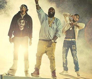 """Rick Ross Feat. 2 Chainz & Gucci Mane – """"Buy Back the Block"""" [NEW VIDEO]"""