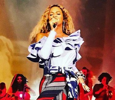 "Beyoncé Performs ""All Night"" at Her Parkwood Holday Party [VIDEO]"