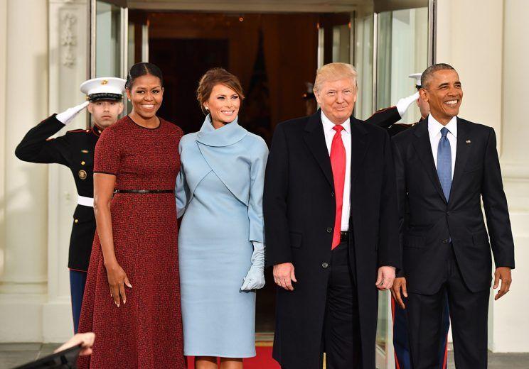 Trump's Full Inauguration Ceremony 2017 [VIDEO]