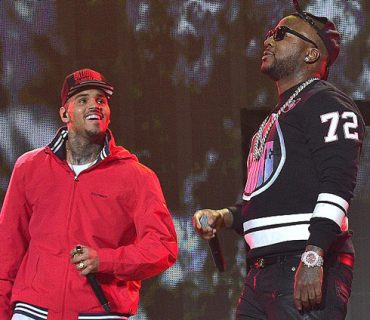 "New Music: Chris Brown Feat. Jeezy – ""Give it to Me"""