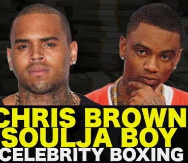 Chris Brown and Soulja Boy's Boxing Match is Set